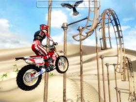 VR游戏-VR摩托车游戏