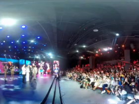 各式各样的美女走秀VR视频,你不想看?