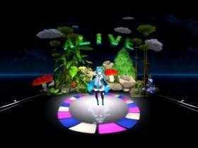 《初音》的演唱会VR视频