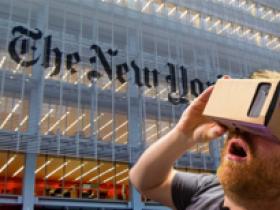 """""""VR报道""""是新闻的未来,还是媒体的自嗨?"""