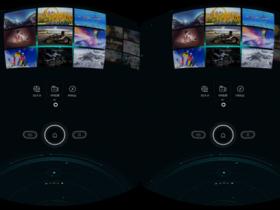 百度VR浏览器测评(一体机版)
