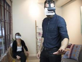 BridgeVR让苹果手机也能拥有追踪VR体验