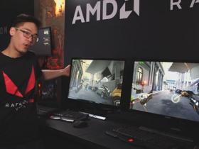 AMD认为VR图形重要性渲染技术的优势