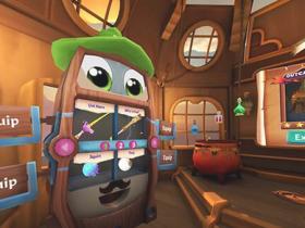 "《Hidden Fortune》""魔杖功能""极具创意地将Gear VR运用于游戏当中"