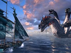 唯快不破《海洋传说》速度之星-风神号