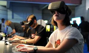游乐场类VR游戏商业模式可行 游戏由单人模式转向多人模式