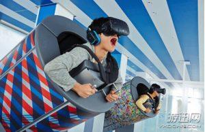 """万代南梦宫在日本开设VR体验馆 可玩现实版""""人间大炮"""""""
