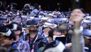 48%的开发者表示考虑制作VR内容 比去年提升近一半