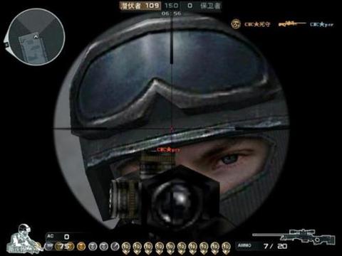 LOL与CF哪个更适合VR?