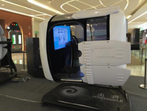 越开越多的VR体验店是怎样一个生意?