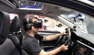 驾校迎来VR学车 驾培行业即将步入新轨
