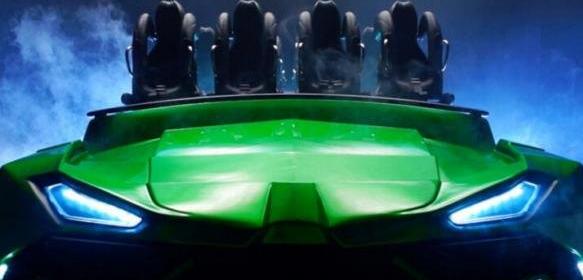 """奥兰多环球影城开始测试""""绿巨人""""VR体验"""