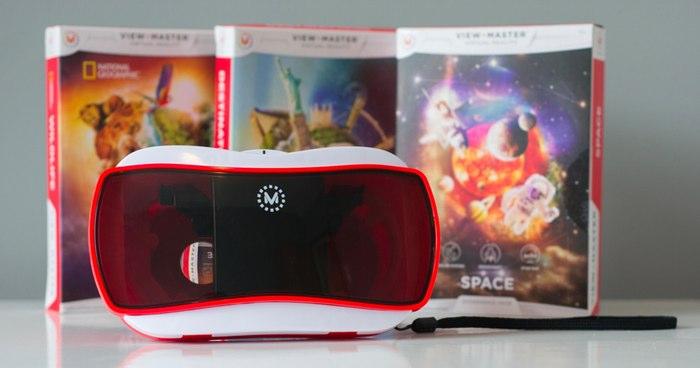 儿童VR头盔:View-MasterVR评测