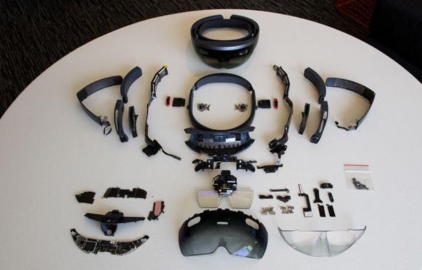 微软透露HoloLens神秘的协处理器规格