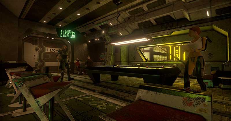 HTC Vive 《Quanero》互动VR体验登录Steam VR平台