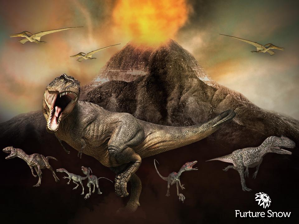 国庆扬州VR展 翌雪带你回到真实的侏罗纪