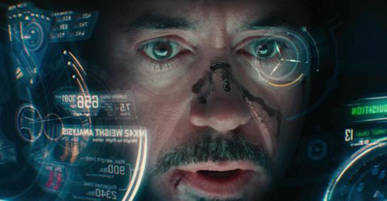 FOVE与钢铁侠UI设计团队合作,为眼球追踪头显增色