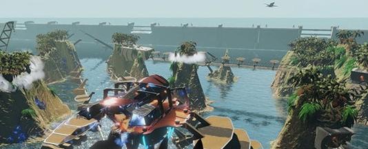 龙骑士的机械大战 《阿罗斯:匹夫纪年》登陆Oculus平台