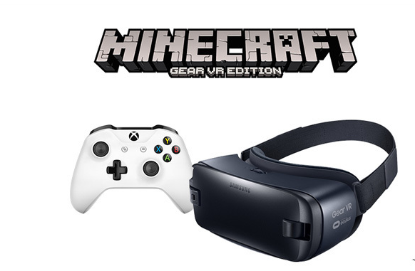 微软宣布Xbox无线手柄将支持Gear VR
