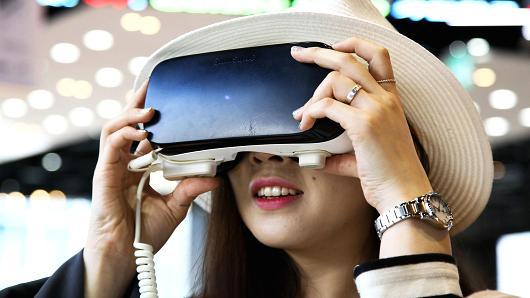 VR广告是个好差事