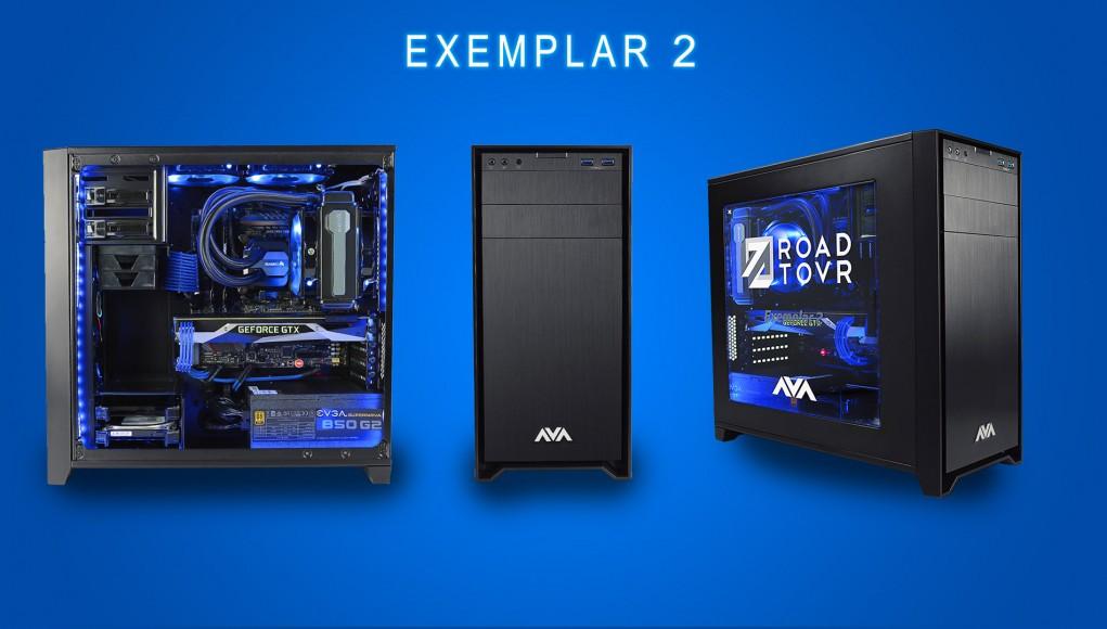 AVA推出私人订制VR电脑Exemplar 2
