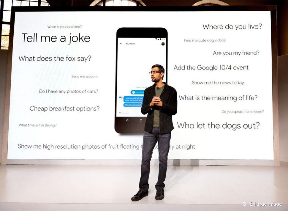 谷歌VR产品阵线将对苹果造成威胁