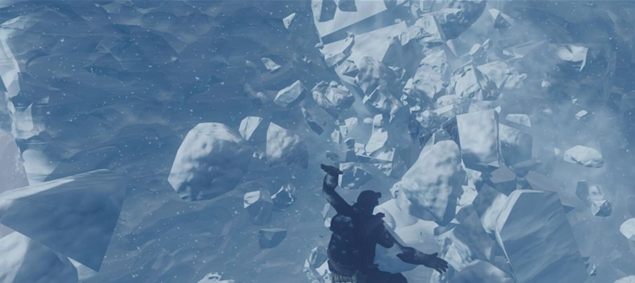 《无处可逃》评测:极地险境大探险 你经历过绝望吗?