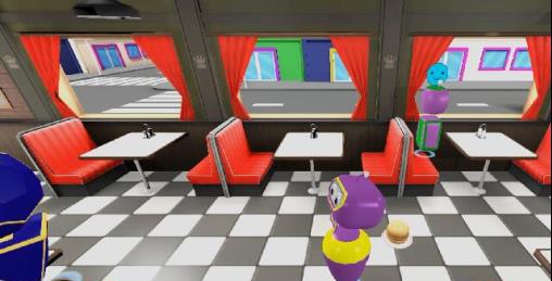 《VR餐厅二人组》游戏评测:聚会必备 玩转角色扮演