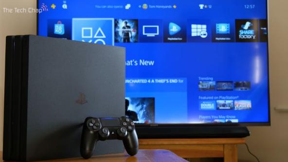 PS4 Pro 感觉自己萌萌哒