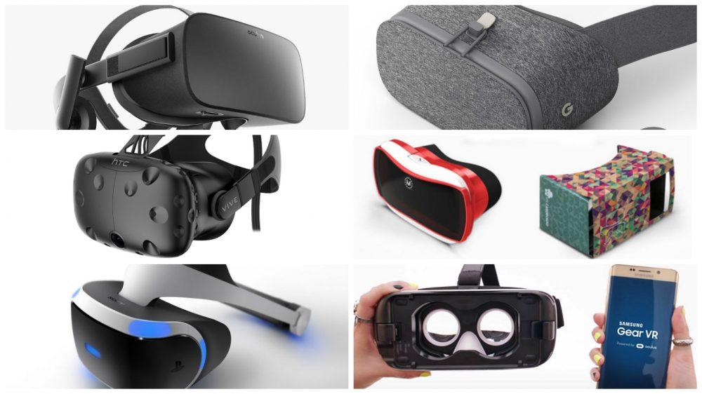 10大开发商对2017年VR / AR行业的预测