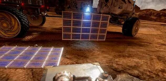 奥斯卡获奖电影《火星救援》转变成虚拟现实体验