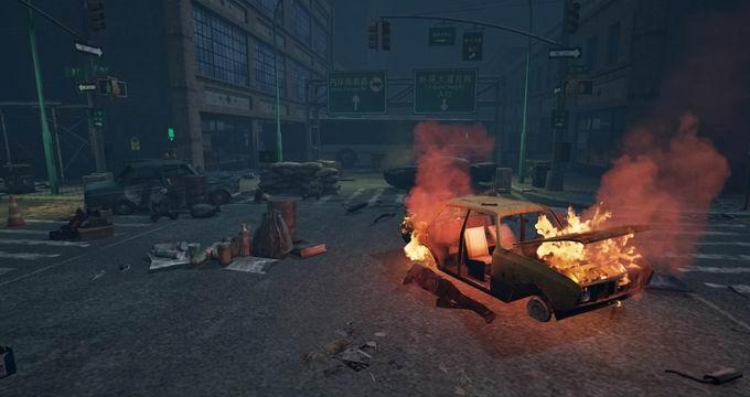 玩VR第3款联运游戏《罗布泊丧尸》正式上线