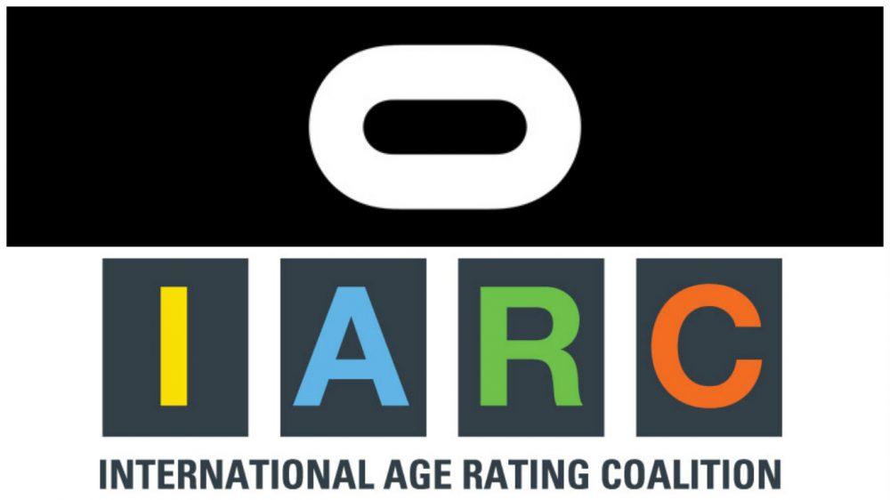 Oculus Store向IARC提供转换,以提供精确的游戏评分