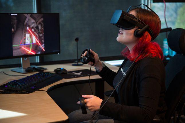 在VR中创造3D世界是怎样的感觉?