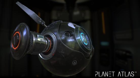 《Planet Atlas》原画剧情曝光  视觉特效果然不同凡响