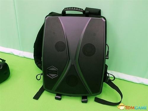背上i7+GTX1070 PC玩VR游戏:真是体力活