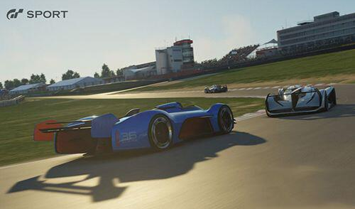 《Gran Turismo Sport》将于下周开始内测
