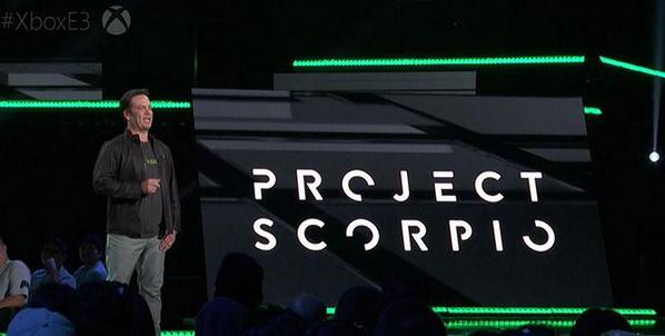微软公布了Xbox天蝎座的发布时间