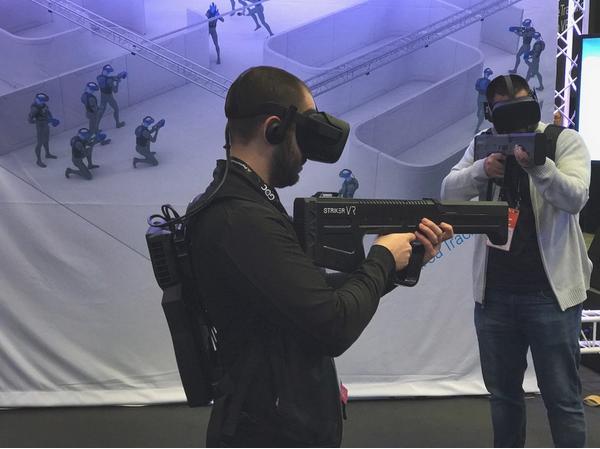VR体感枪前景明朗