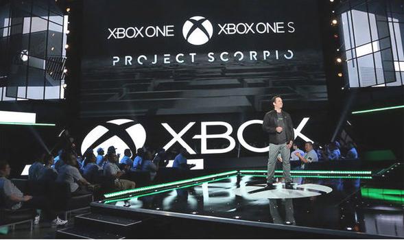 Xbox天蝎座被誉为有史以来最强大的主机游戏