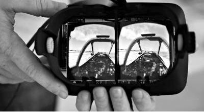 俄罗斯国防部和马里州立大学共同研发了一款VR头盔