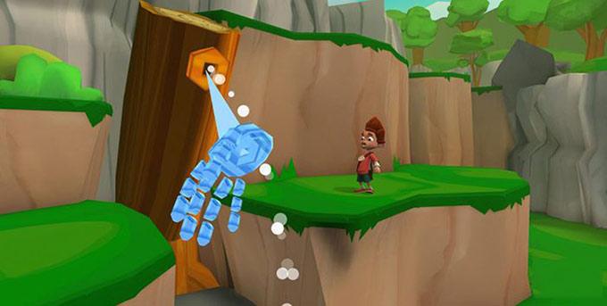 Daydream平台迎VR冒险解谜游戏新作《一起》