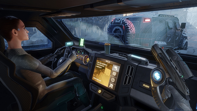VR新作《北极1号》效果惊人惹期待