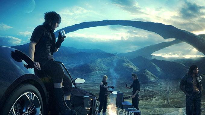 《最终幻想15》国行季票3月28日上线