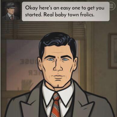 《私家侦探亚契》就是基于《间谍亚契》改编的手游