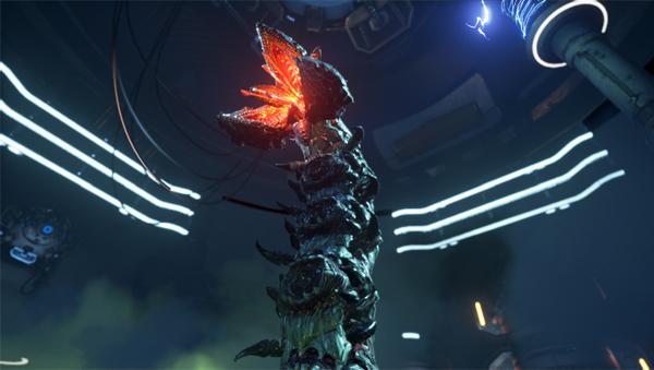 巨型怪兽来袭!《黑盾·叛乱》全新BOSS曝光