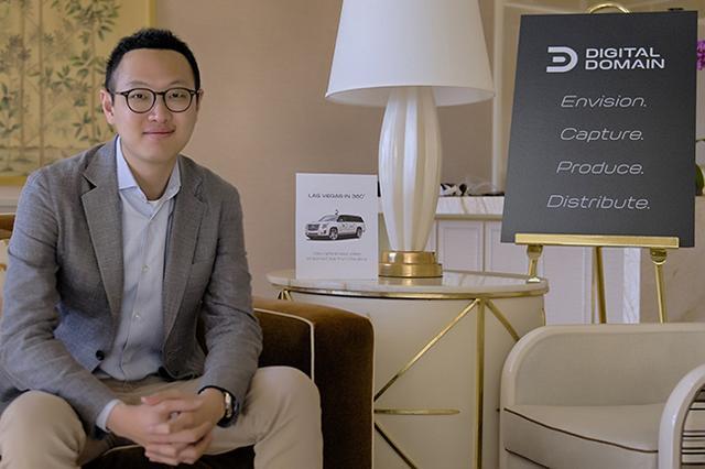 专访数字王国谢安:好莱坞特效公司的VR变形记