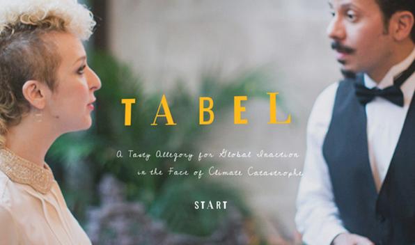 《Table》谷歌 Jump 虚拟现实视频制作平台构建的短片