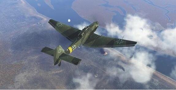 《捍卫雄鹰》以第二次世界大战风格为主的飞行模拟游戏