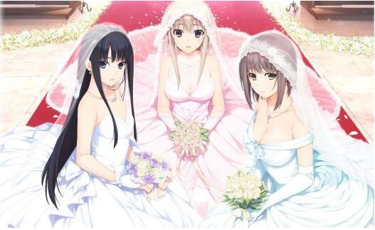 《新妻》6月邀请玩家参加与游戏女主角举办婚礼